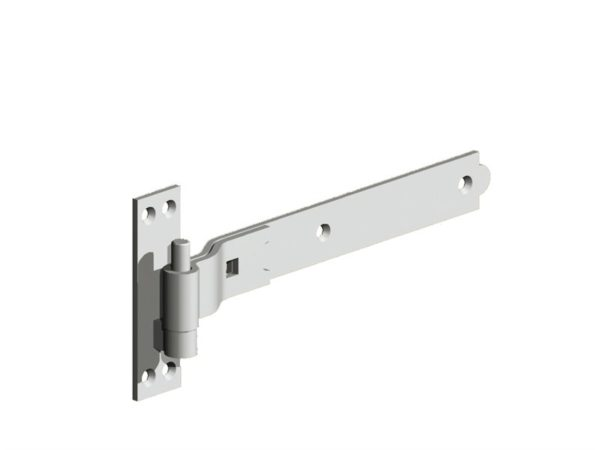 Timberstore Hook And Bands Cranked Galv Hinge Set