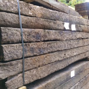 Timberstore Creosoted Sleeper 2.6m x 150mm x 250mm