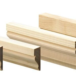 Timberstore Ogee S/W Architrave EX 19mm x 50mm