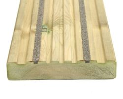 Timberstore Q-Grip Canterbury Style Slip Resistant Decking 32 x 150mm x 4.8m