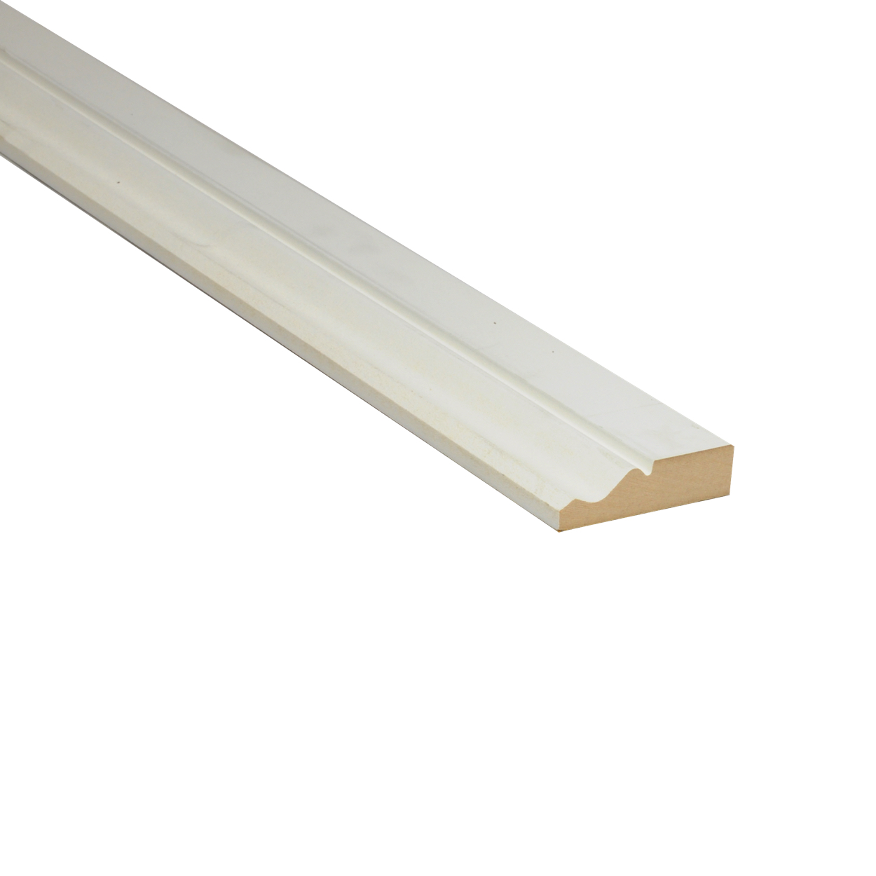 Mdf Primed Ogee Architrave 18mm X 69mm Timberstore